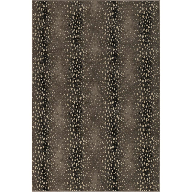 "2010s Stark Studio Rugs Deerfield Silver Rug - 2'2"" X 7'8"" For Sale - Image 5 of 5"