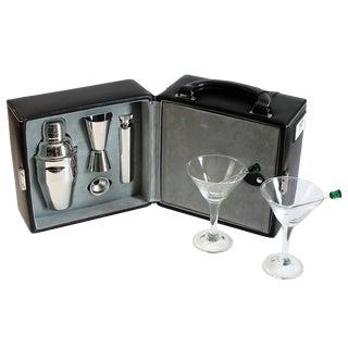 Travel Martini Bar Set