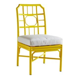 Yellow Regeant 4-Season Side Chair For Sale