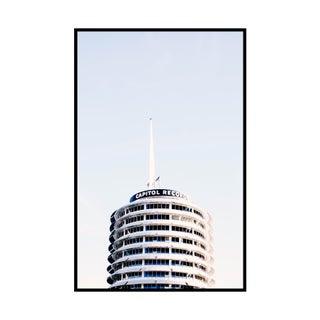 """""""Capitol Records"""" Original Framed Photograph"""