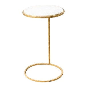 Contemporary McClaren Side Table For Sale