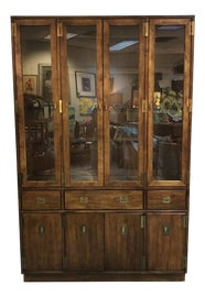Image of Kitchenette China and Display Cabinets