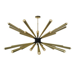Dorsey Chandelier From Covet Paris For Sale