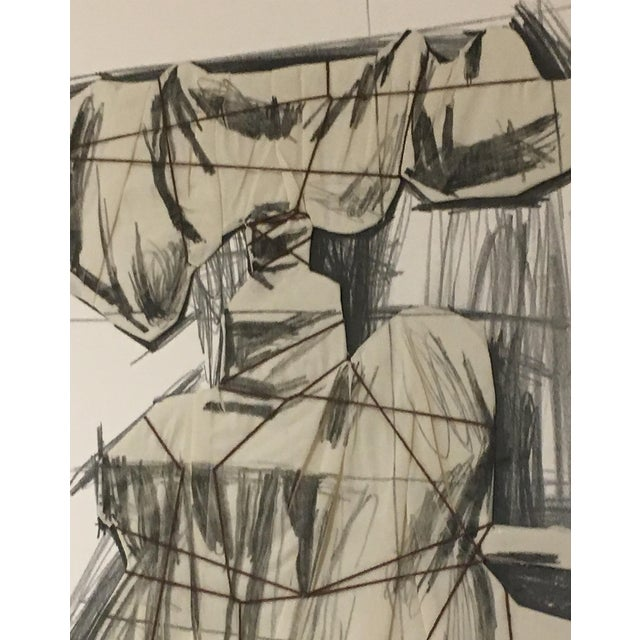 """Christo """"Wrapped Telephone Project for L. M. Ericsson Model"""" - Image 2 of 4"""