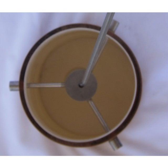 Retro Orange Pendant Light - Image 2 of 3