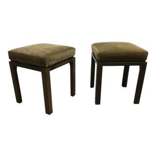 Harvey Probber Stools - A Pair