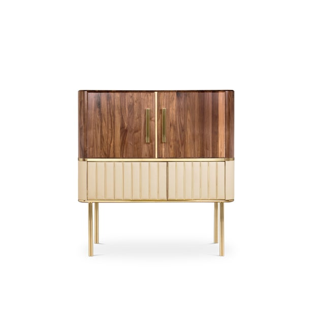 Country Hepburn Cabinet From Covet Paris For Sale - Image 3 of 3