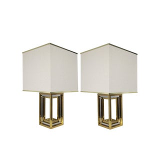 Modern History Rothko Table Lamps - a Pair For Sale