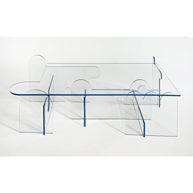 Inspired by line drawings, the Lexan series invokes the movement and playfulness of the artist's sculptural work. Our...