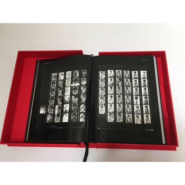 Michael Jackson Opus Large Collector Table Book For Sale - Image 9 of 11