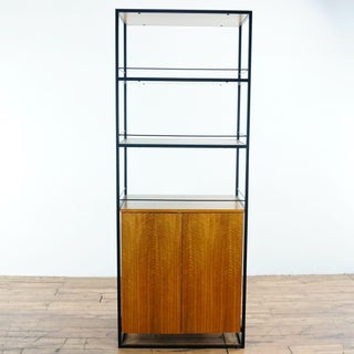 Sweitzer Wooden Bookcase Preview
