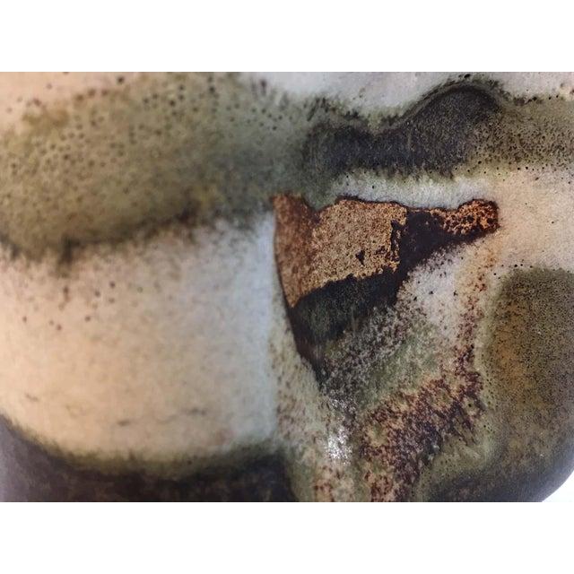 Ceramic 1970s Vintage Steuler West German Pottery Jug/Vase For Sale - Image 7 of 9
