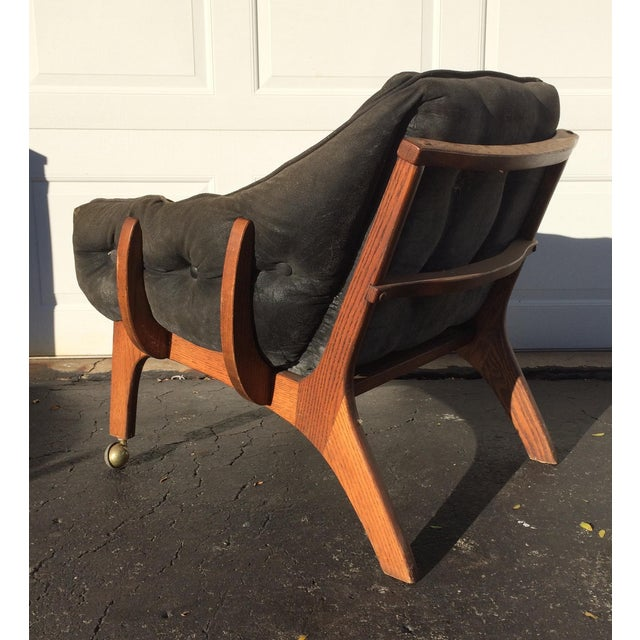 Sculptural Mid-Century Claw Chairs - A Pair - Image 8 of 10