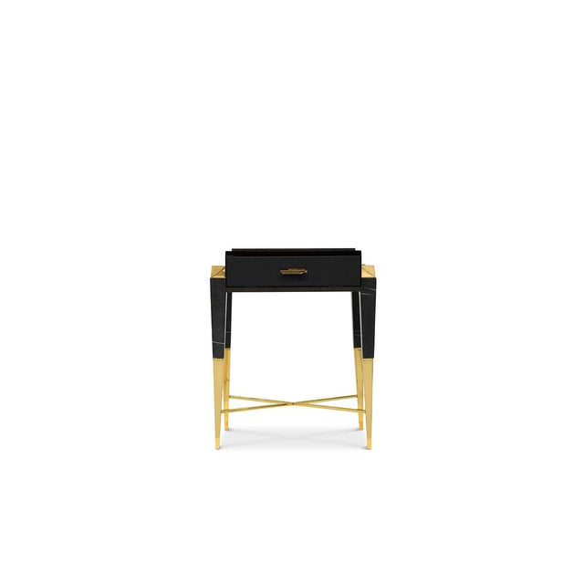 Luxxu Spear Side Table From Covet Paris For Sale - Image 4 of 4