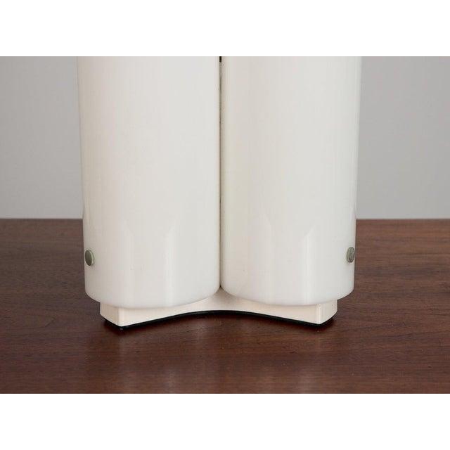 Mid 20th Century Vico Magistretti Mezzachimera Lamp For Sale - Image 9 of 11