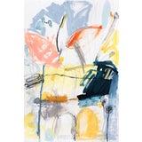 "Image of Lesley Grainger ""Grow"" Original Painting For Sale"