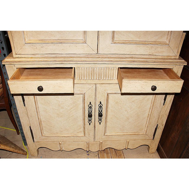 Baker Linen Press Armoire - Image 5 of 12