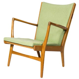 Hans Wegner AP-16 Lounge Chair For Sale