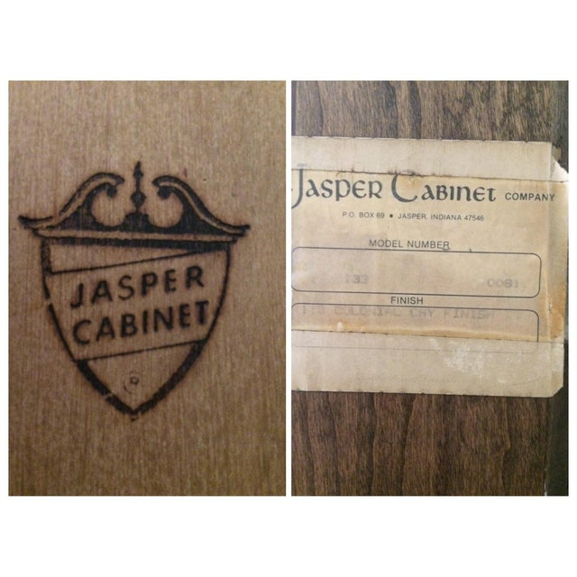 Jasper Corner China Cabinet For Sale - Image 4 of 4