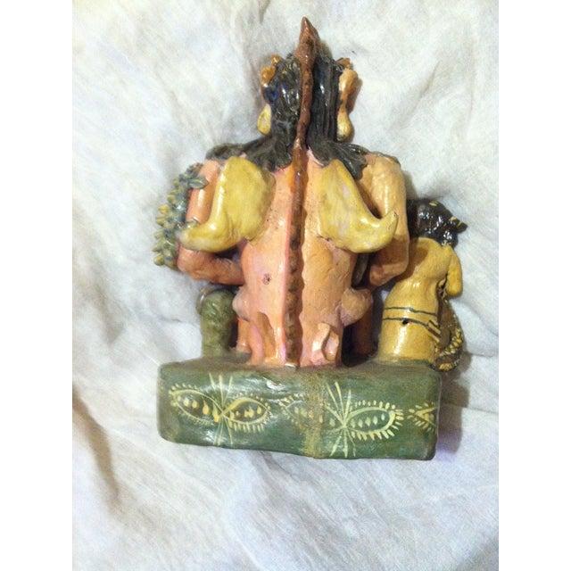 Rutilia Martines Alvares Ocumichu Demon Goddess Figure For Sale - Image 5 of 6