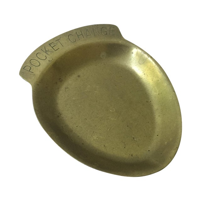 Petite Pocket Change Dish - Image 1 of 4