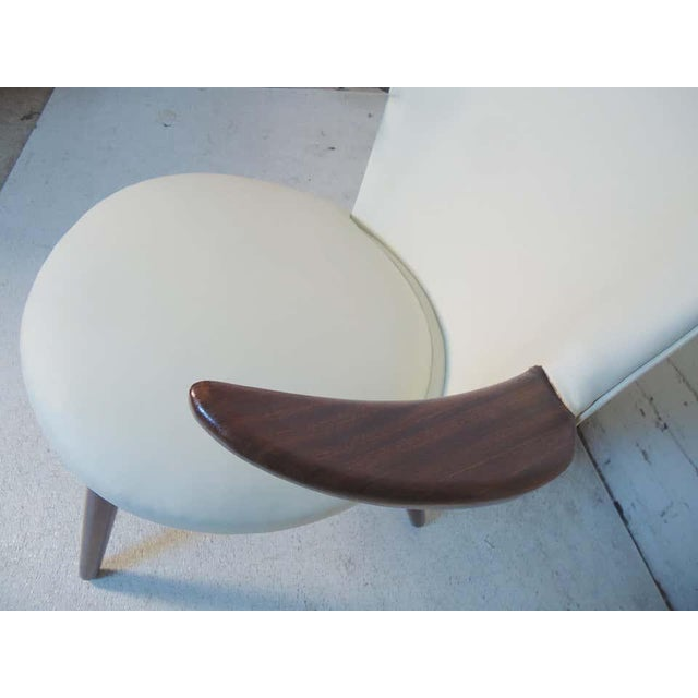 1960s Mid-Century Armchair For Sale - Image 5 of 6