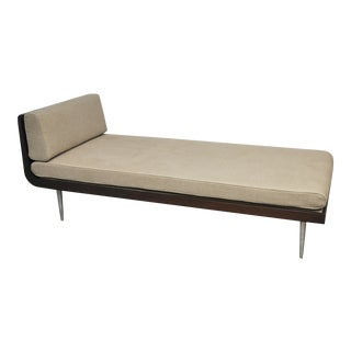Rare Model 1997 Chaise Longue by Edward Wormley for Dunbar