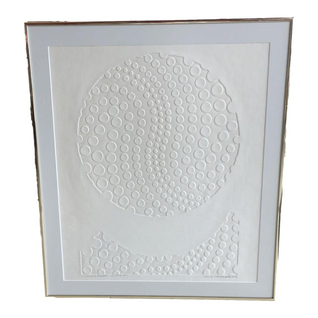 "David Garry Partridge ""White #1"" Print For Sale"