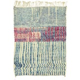"Image of Contemporary Berber Moroccan Rug - 7'4"" X 9'7"" For Sale"
