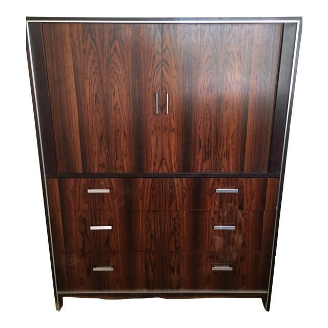 1960s Maurice Villency Rosewood Dresser - Image 1 of 9