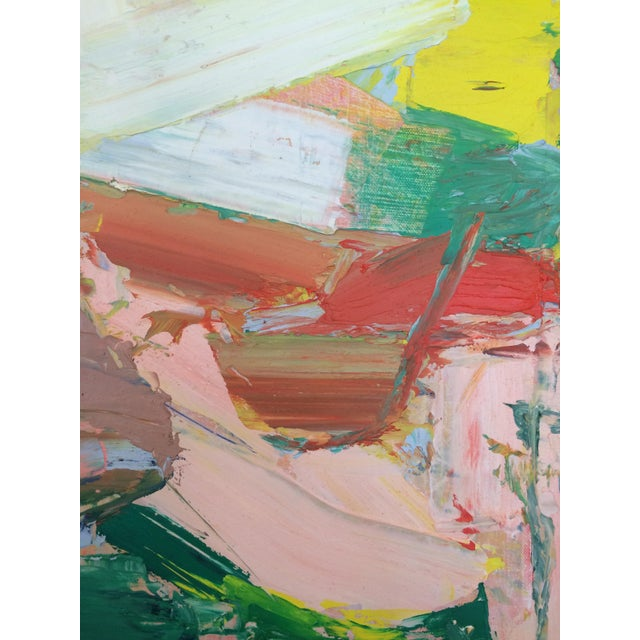 "A. Peace ""In the Moment"" Painting - Image 6 of 8"