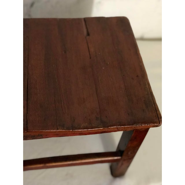 Brown 20th Century Qing Style Child's Chair For Sale - Image 8 of 10
