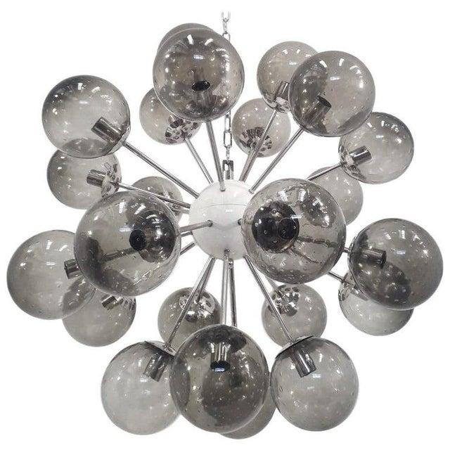 Nova Sputnik Chandelier by Fabio Ltd For Sale - Image 9 of 9