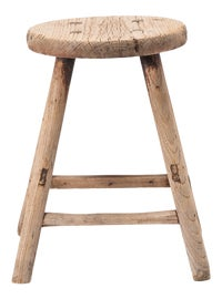 Image of Elm Low Stools