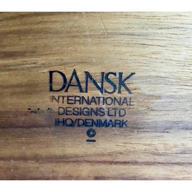 Dansk Vintage Dansk Jens Quistgaard Teak Bowl For Sale - Image 4 of 5