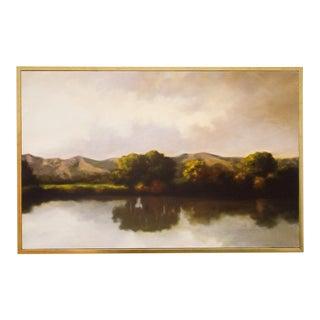 Ojai Landscape Oaks in the Distance #1 For Sale