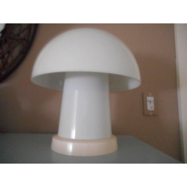 Mid-Century Modern Mid-Century Mushroom Lamp For Sale - Image 3 of 6