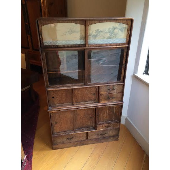 Antique Japanese Cabinet - Image 2 of 6