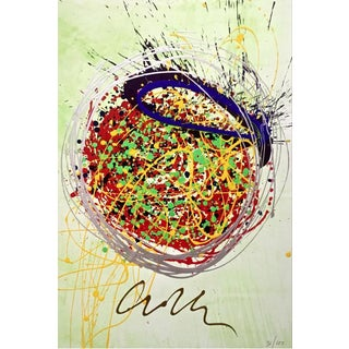 Dale Chihuly Confetti Blast Series 2011 For Sale
