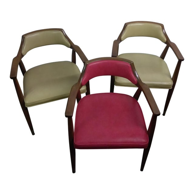 Jasper Company Accent Chairs - Set of 3 - Image 1 of 7