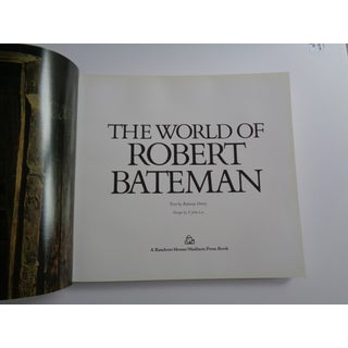 """Vintage """"The World of Robert Bateman"""" Nature Book, Signed Preview"""