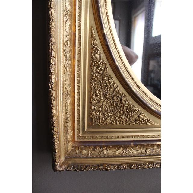 Antique Gilt-Wood Framed Mirror - Image 3 of 5