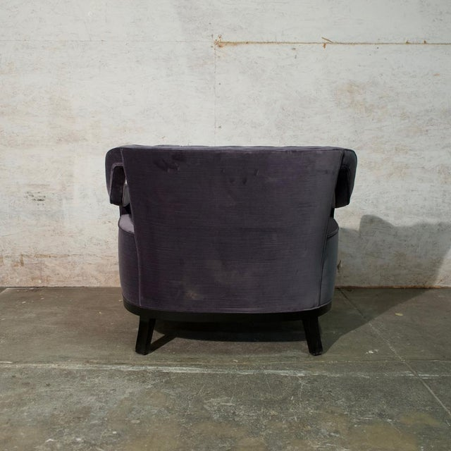 1960's Diskin Art Club Chair For Sale - Image 4 of 6