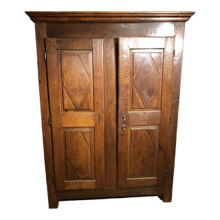 Antique Louis XIII Armoire For Sale