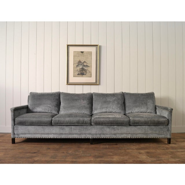 Lee Industries 1935-44 Sofa For Sale - Image 11 of 11