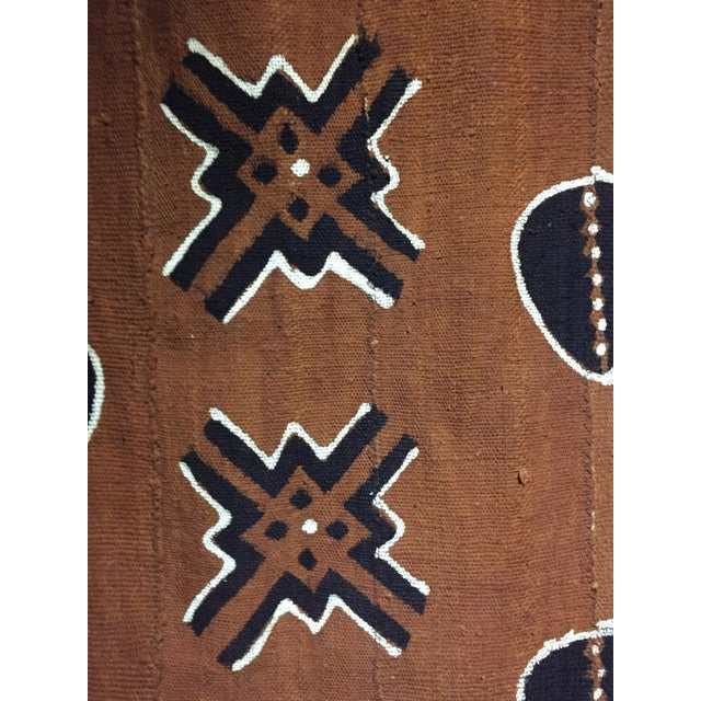 Bogolan Mali Mud Cloth Textile For Sale In New York - Image 6 of 11