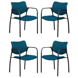 Mark Goetz for Herman Miller Dining Chairs- Set of 4 For Sale
