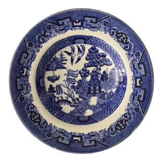 Vintage Buffalo Willow Ware Bowl For Sale