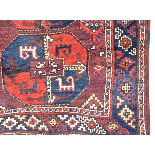 Early 20th Century Karakalpak Long Rug For Sale - Image 5 of 6