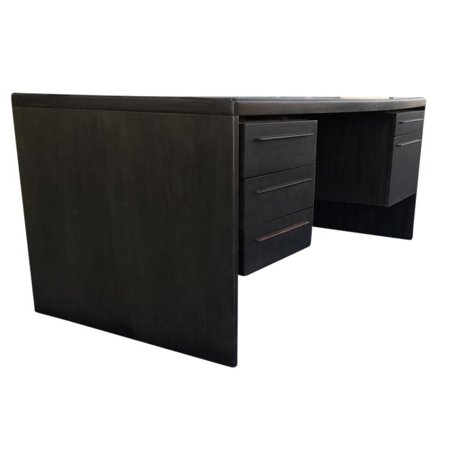 H.P. Hansen Danish Modern Desk - Image 1 of 3